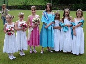 Cononley Gala Queen 2007