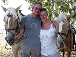 Martin and Sue